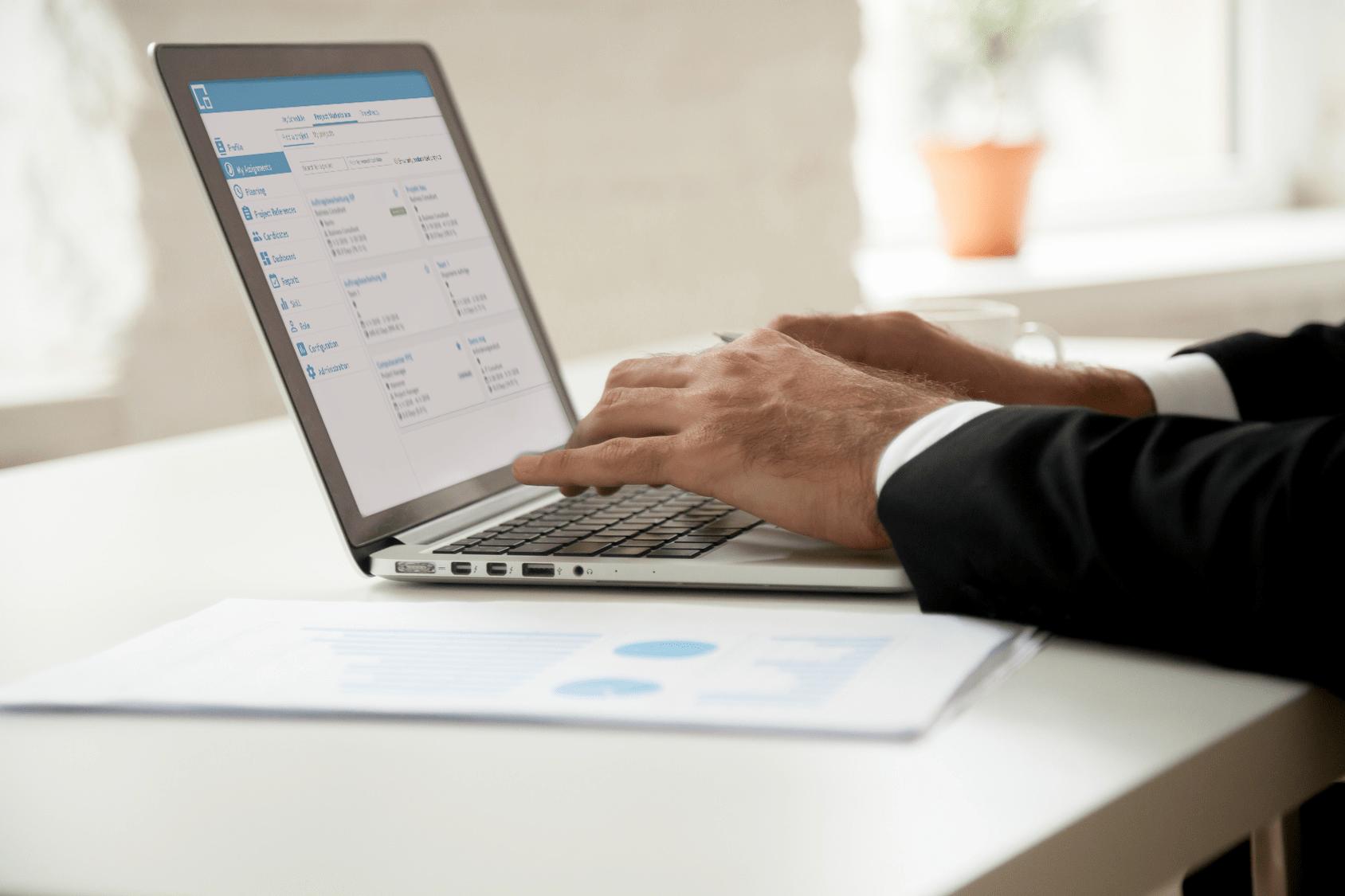 Der Projektmarktplatz – Transparentes Ressourcen-Management