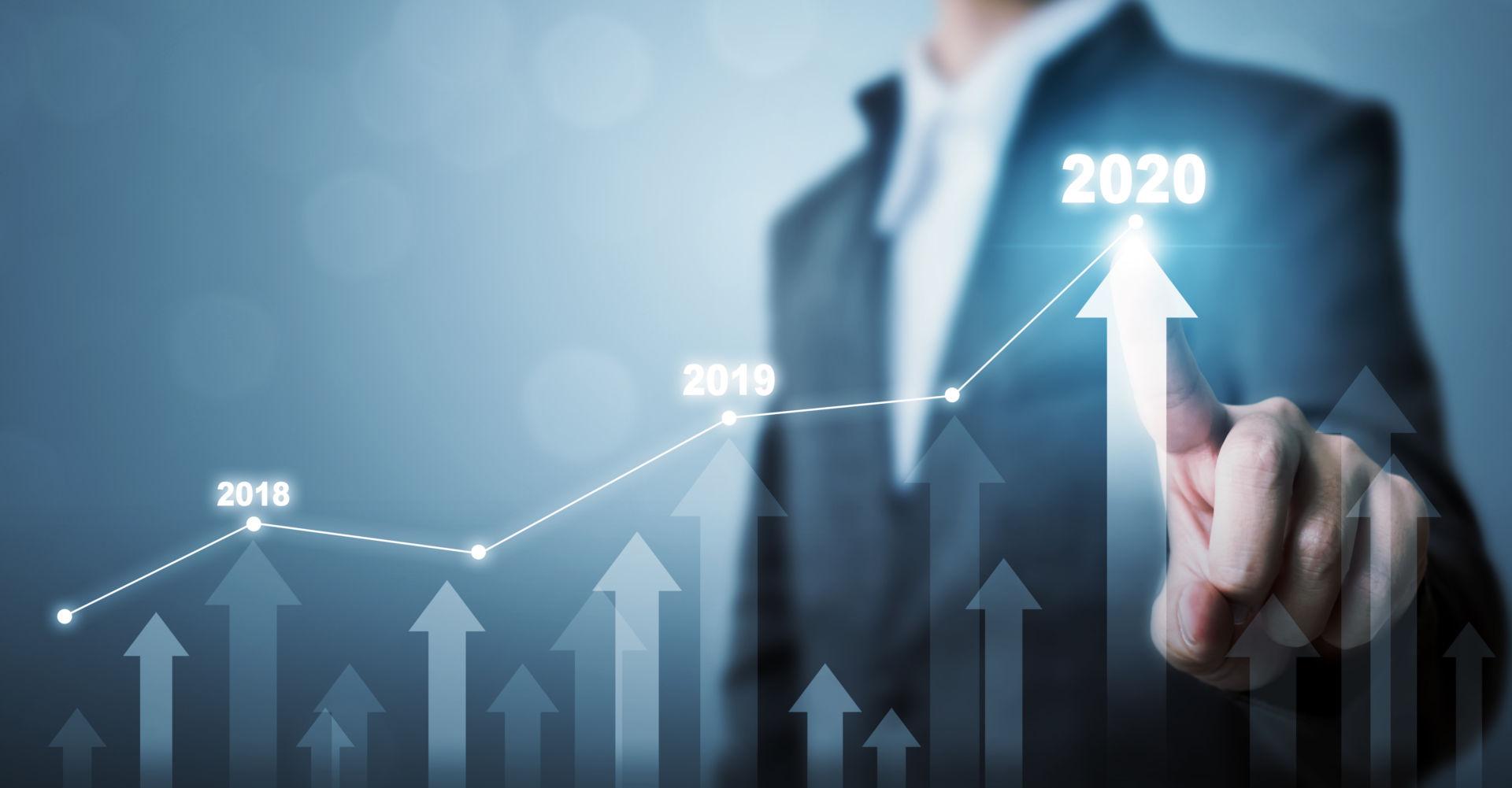75 % Wachstum Im 1. Halbjahr 2020
